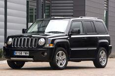 Jeep Patriot S-Limited adds extra kit