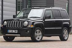 Jeep Patriot prices cut