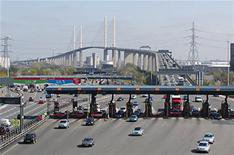 Dartford tolls suspended - in rush hours