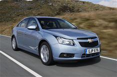 Chevrolet: service and warranty deal