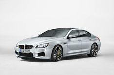 BMW M6 Gran Coupe unveiled