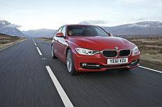 2012 BMW 335i review