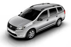 Dacia Logan MCV revealed