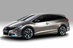 Honda Civic Tourer pictures