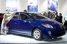 New Toyota Prius averages 72mpg