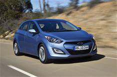 Hyundai i30 on sale today