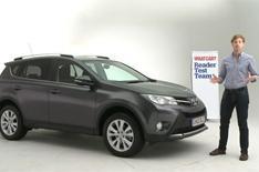 2013 Toyota RAV4 reviewed by readers