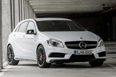 Mercedes A45 AMG revealed
