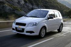 First Drive: Chevrolet Aveo