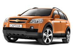 Chevy Captiva gets the Edge