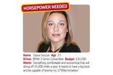 Horsepower needed