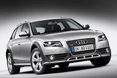 Revealed: Audi A4 Allroad