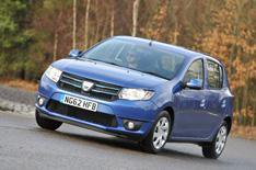 Dacia Sandero video review