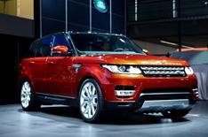 2013 Range Rover Sport exclusive preview