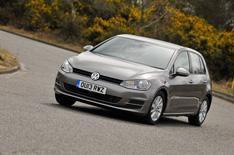 2013 VW Golf 1.2 TSI 85 S