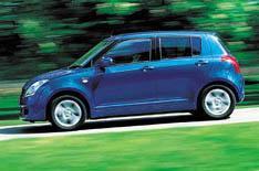 Suzuki's 0% finance offers