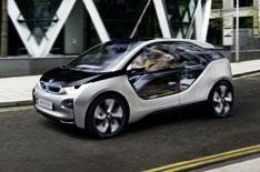 BMW i Store opens in London