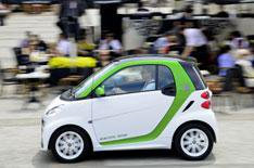 2013 Smart Fortwo Electric Drive review