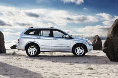 Five-year plan increases Ssangyong sales