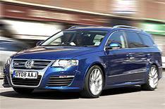 First drive: Volkswagen Passat R36