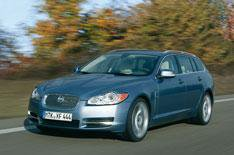 Is this Jaguar XF estate on the way?