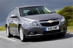 Chevrolet Cruze hatchback reviewed