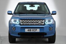 2013 Land Rover Freelander revealed