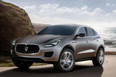 Maserati to go diesel in 2014