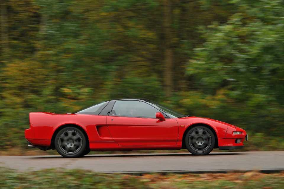 Honda NSX – Rewind Wednesday