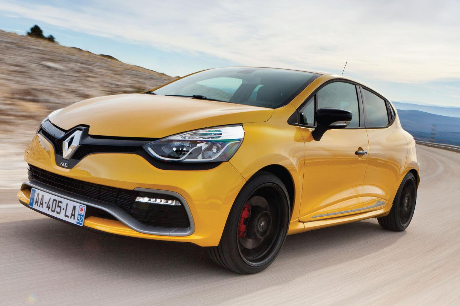 Hardcore Renaultsport Clio may happen