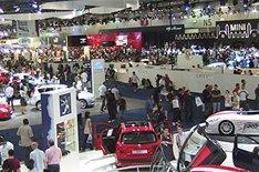 No British Motor Show in 2012
