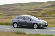 Higher-value Vauxhall Astra launched