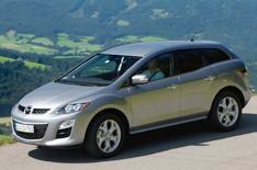 Revamped Mazda CX-7: driven