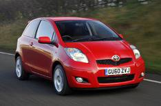 Toyota recalls 5409 UK vehicles