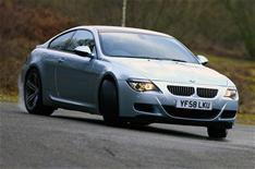 BMW M6 confirmed