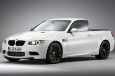 BMW M3 pick-up revealed