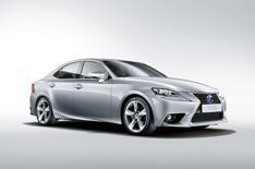 2013 Lexus IS unveiled