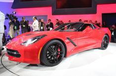 2013 Detroit motor show star cars