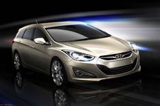 First look at Hyundai's new i40