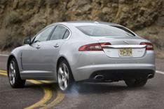 Why does Jag XF 0-60mph time vary?