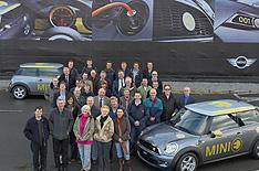 Electric Mini E trial kicks off