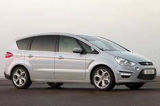2010 Ford Galaxy and S-Max