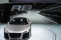 Audi R8 V12 TDi Study