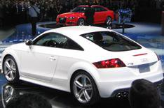 Audi TTS Coupe and Roadster