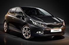Geneva motor show 2012: Kia Cee'd