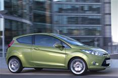 Be first to see funky new Fiesta