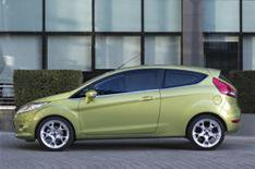 New Ford Fiesta revealed