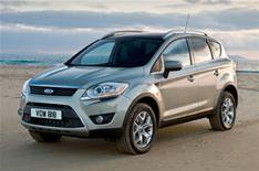 Ford Kuga to cost from 20,495