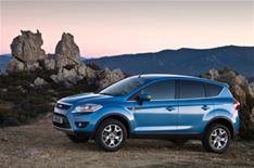 Ford Kuga prices revealed