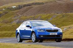 2013 Skoda Octavia UK review